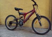 Vendo bicicleta oxford freeway aro 20
