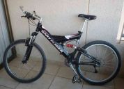 Vendo bicicleta marca