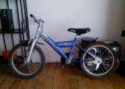 Se vende bicicleta aro 14