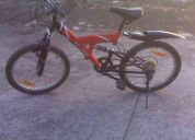 Se vende bicicleta mountain bike aro 20'
