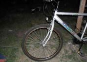 Vendo bicicleta aro 21