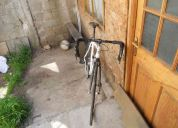 Vendo bicicleta rutera