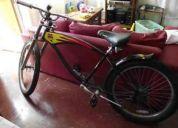 Vendo bicicleta caloi dragg chopper origen brasileño (dificil de encontrar en venta en chi