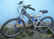 Se vende bicicleta mountain bike oxford aro 26