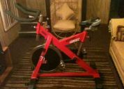 bicicleta elíptica  profesional conversable