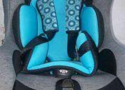 Vendo silla de auto bebesit con muy poco uso.