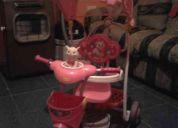 Ticiclo para niña