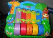 Piano arcoiris rainforest fisher price