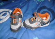 Zapatillas y chalits niño