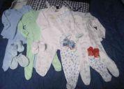 Oferta de ropa de bebe, casi nueva