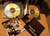 Depeche mode - 101 - cd de colección