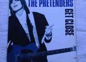 Pretenders - get close - vinilo