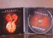 Se venden cds de enchant originales!!!.