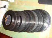 Compro vinilos viejos. 33 y 45 rpm.
