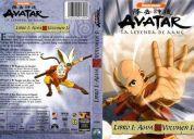 Vendo los dvds del avatar la serie...