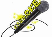 Karaoke dvd´s – mp3 – cdg - profesional en chile $. 11.900