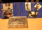 La ley - doble opuesto - cassette de coleción