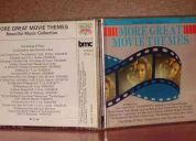 Se vende more great movie themes (varios sountrack)