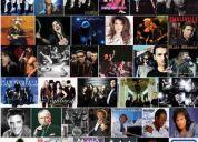 Coleccion compilacion musica mp3 50 gb - 9000 canciones