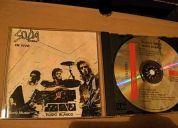 Soda stereo - ruido blanco - cd de colección