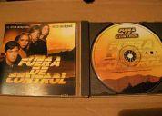 Rock latino - fuera de control - cd colección