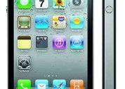 Vendo iphone 4 de 32 gb negro