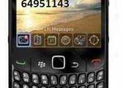Vendo blackberry curve 8520 nuevo (movistar)