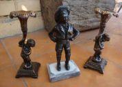 Figuras de bronce ( esculturas, adornos )