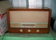 Radio antigua, marca giannini
