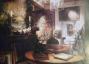Compro antiguedades y objetos de arte , plateria , esculturas , lamparas , llamar 92877883