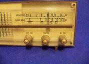 Radio antigua telefunken, en perfectas condiciones