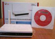 Se vende router 3g para mejorar la velocidad de tu modem por wifi