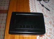 Vendo lector y grabador externo samsung
