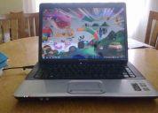 Vendo notebook compaq presario cq50 (+) bolso saxoline