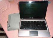 Vendo notebook hp dm4-1290la usado