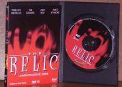 Se vende  relic  en dvd original!!!!
