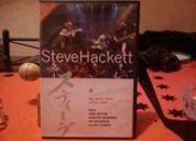 Steve hackett ----