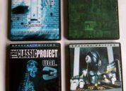Classic project + bonus project coleccion completa (24 dvds)