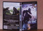Se vende  king kong  (edicion especial 2 dvd)  original!!!