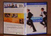 Se vende atrapame si puedes(edicion especial 2 dvd) original!!!