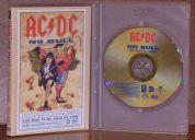 Se vende dvd ac/dc  no bull live plaza de toros madrid 1996  original
