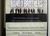 Vendo serie: band of brother