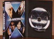 Se venden dvds la trilogia de   x men  originales!!!