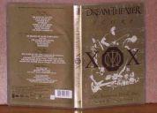 Se vende dvd dream theater score 20th anniversary world tour