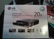 Gravador de dvd lg externo 25.000