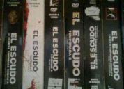 Vendo serie  el escudo (the shield) todas las temporadas 1-7