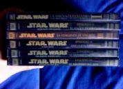 Saga completa star wars original 6 peliculas en 12 dvds