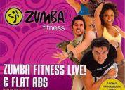 Zumba fitness full pack, son 8 dvds en espaÑol a solo $10.990.- mas regalo.