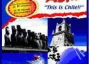chile es así !!!  video turístico