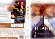 dvd titanic nuevo